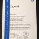 TRGS-Zertifikat