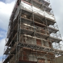 Turm vorher